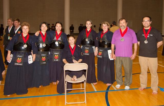 pnkf womens kendo
